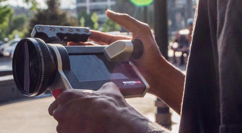 Lumerati's CS1 Improves iPhone Filmmaking with Super 8-Style Hardware