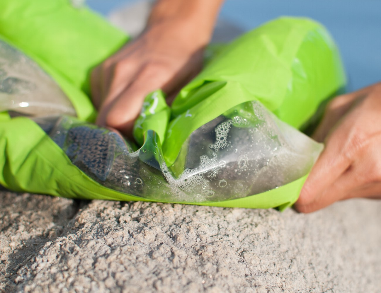 Scrubba Wash Bag