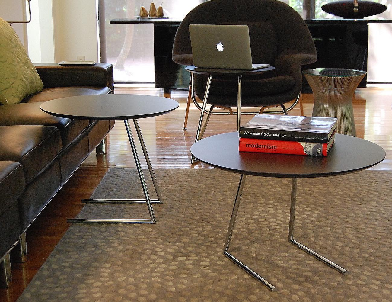 Cricket Table Set – Laptop/Coffee Tables