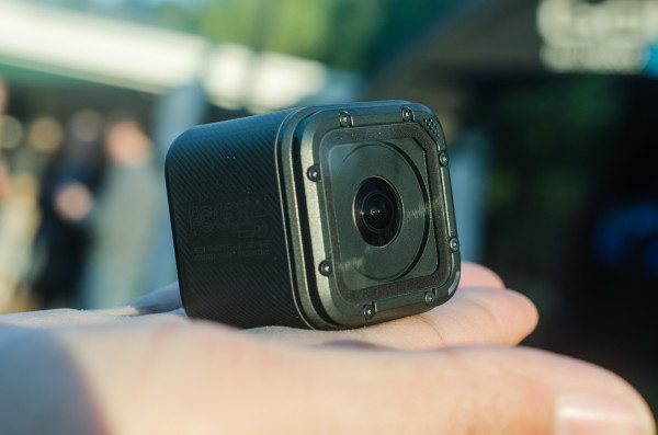 GoPro HERO4 Session: The Tiniest GoPro Yet