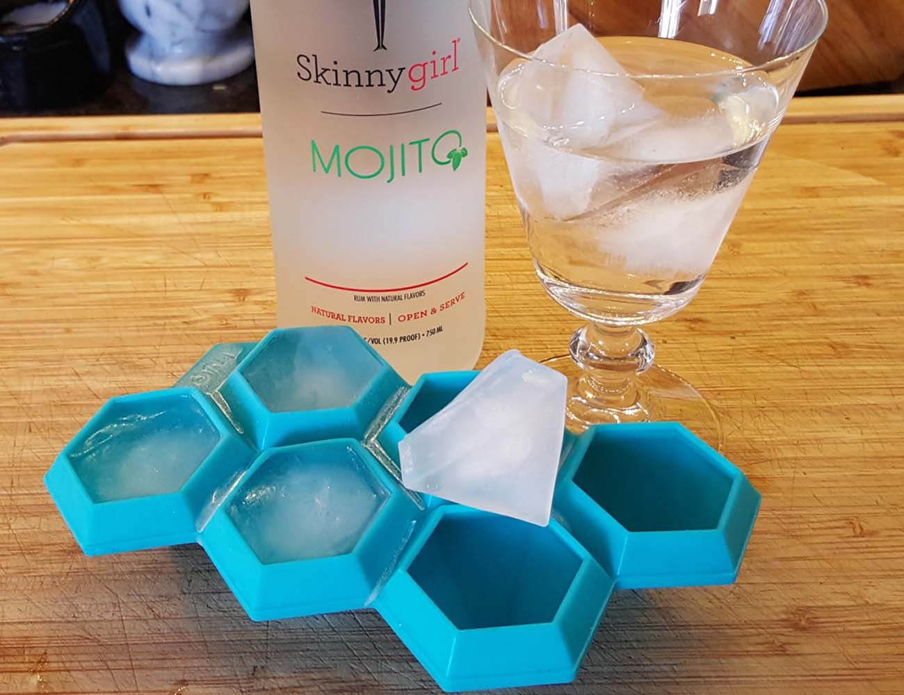 Diamond+Ice+Cube+Tray