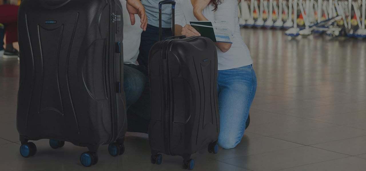 E-CASE Smart Check-In Luggage Slider