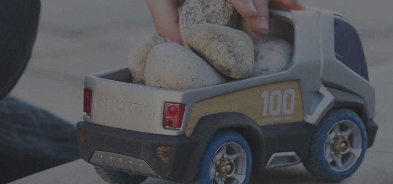 Enduro Tough Toy Cars New