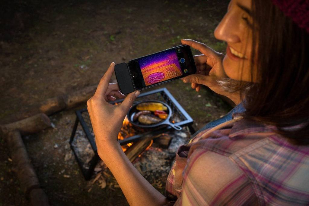 FLIR+%26%238211%3B+One+Thermal+Imaging+Equipment+for+iOS+Devices