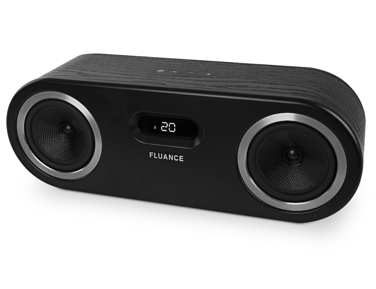 Fluance Fi50 High Performance Bluetooth Wood Speaker System