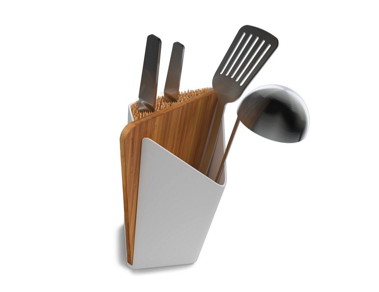 Forminimal Utensil Holder & Board