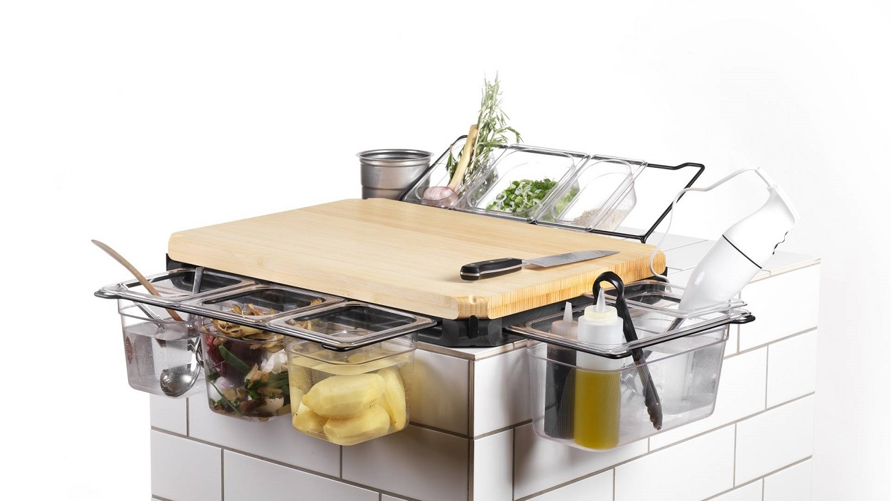Frankfurter Brett – The Kitchen Workbench