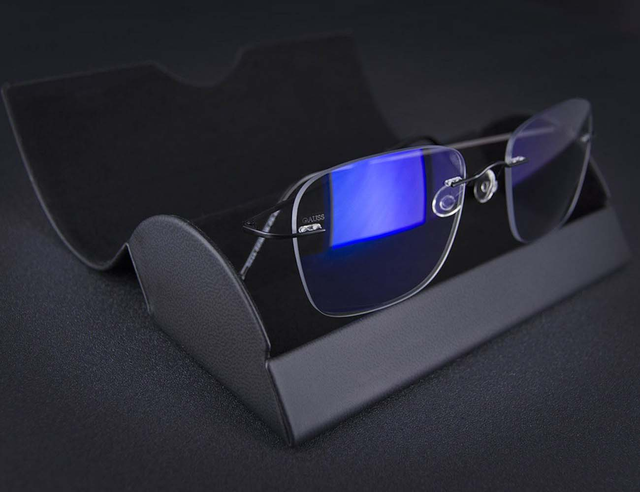 Gauss – Redefining Eye Protection for the Digital Age