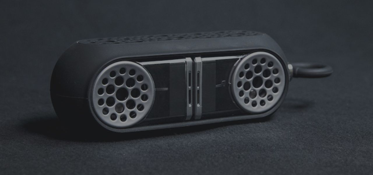 GoDuo Powerful Magnetic Stereo Speakers