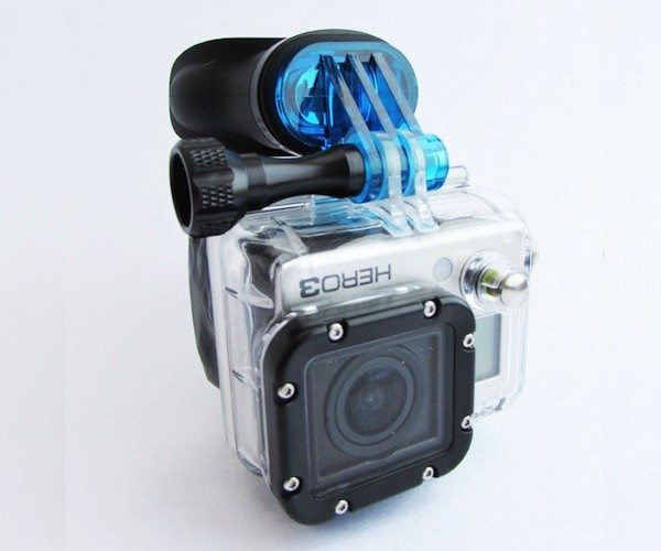 GoPro Mouth Mount for Surfing