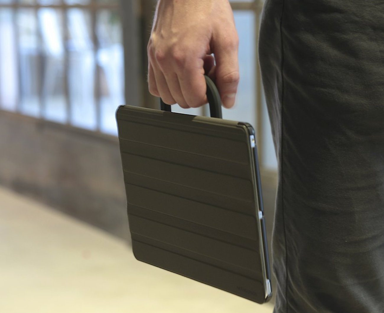 Gripster Wrap iPad Case