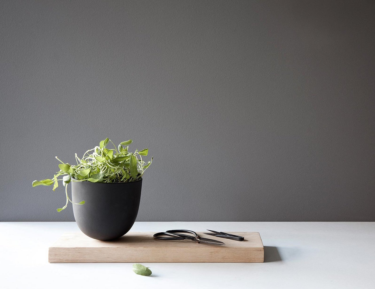 Grow Pot & Cutting Board by Menu