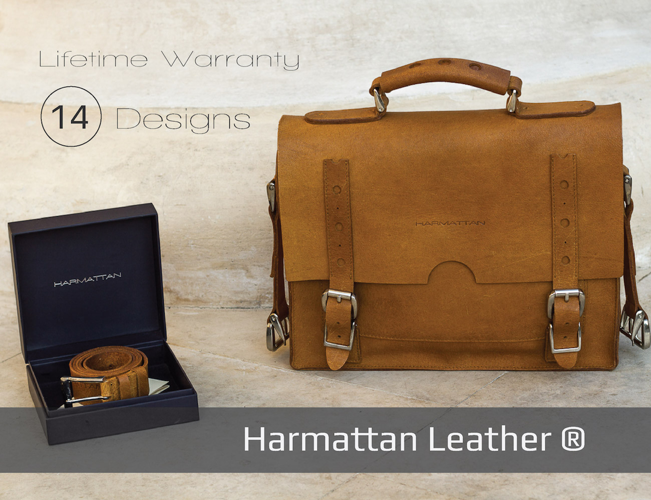Harmattan+Leather