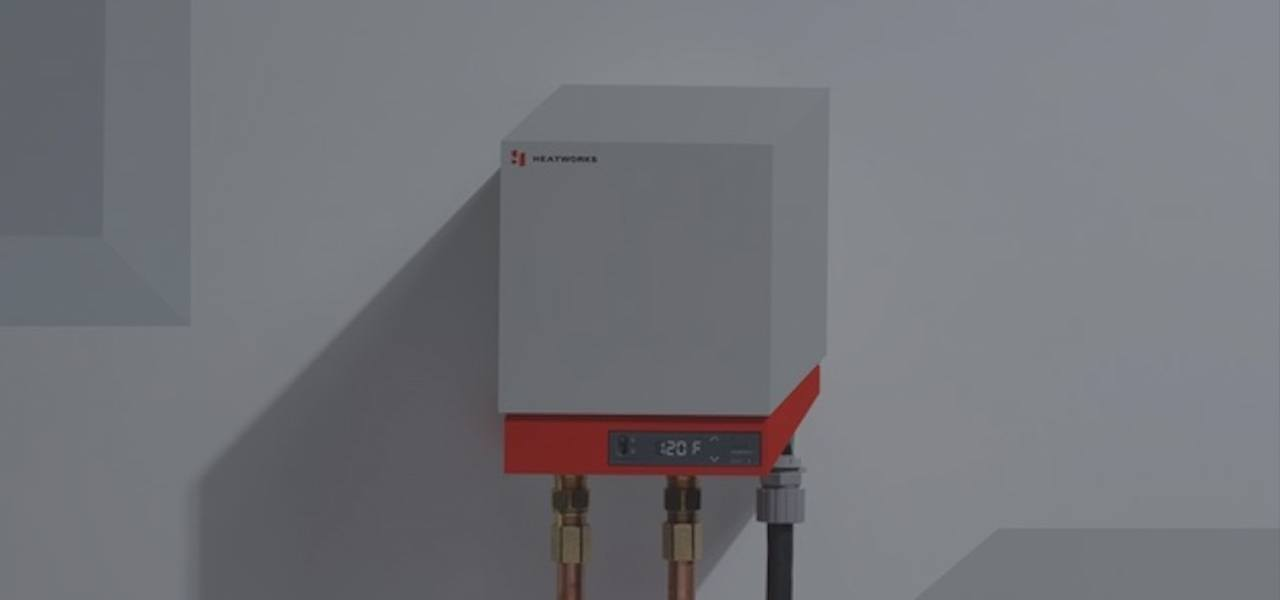 Heatworks MODEL 3 Smart Water Heater