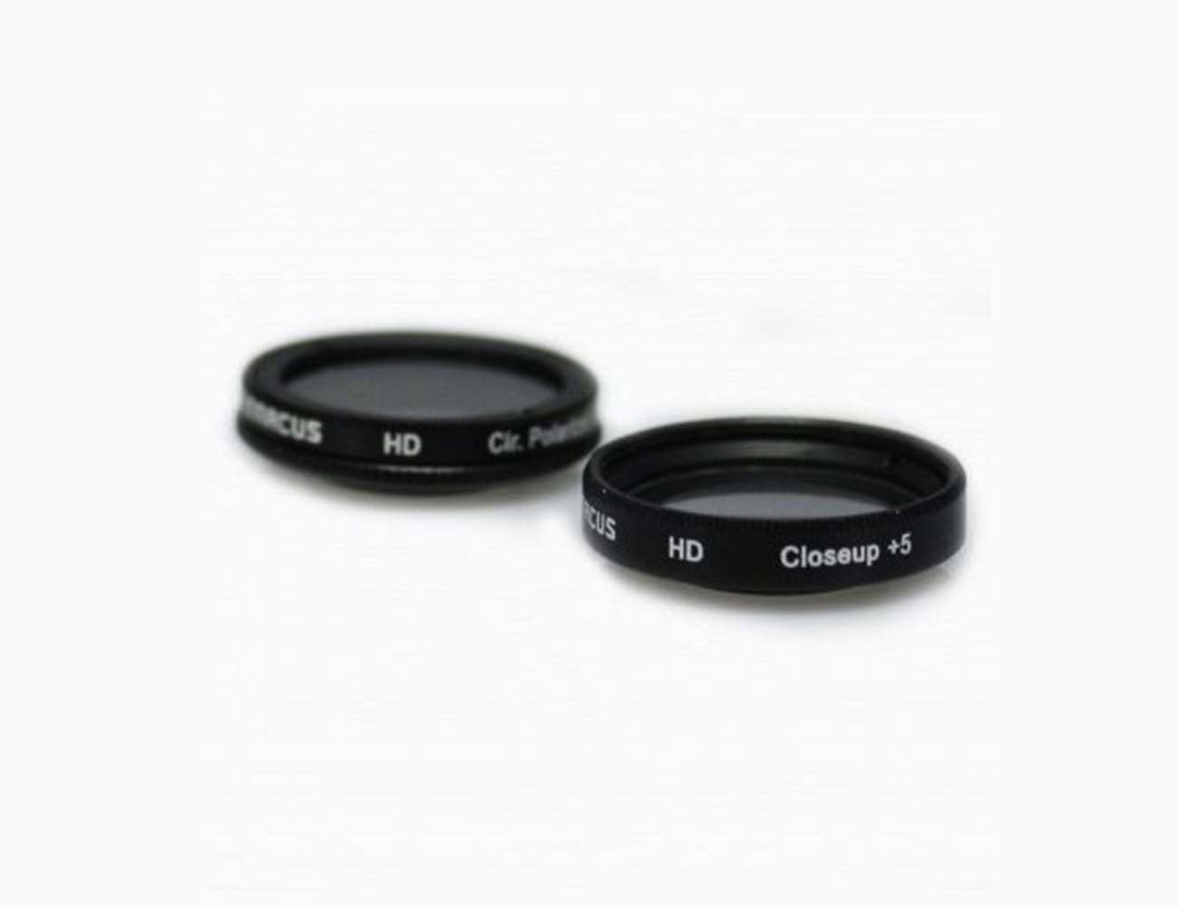Inmacus 18mm HD Lens Kit and HD Macro Kit for iPhone 6/6+