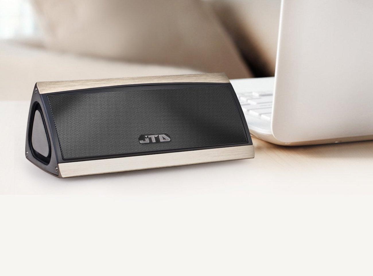 JTD ® Portable Wireless Bluetooth Speaker