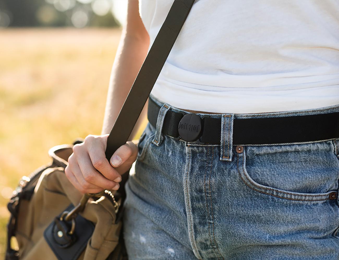 Jelt Belt Secure Metal-Free Belt