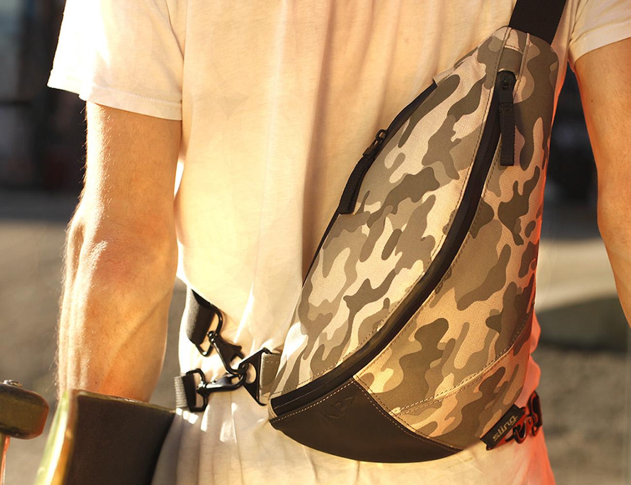 KP Sling – The Everyday Adventure Bag