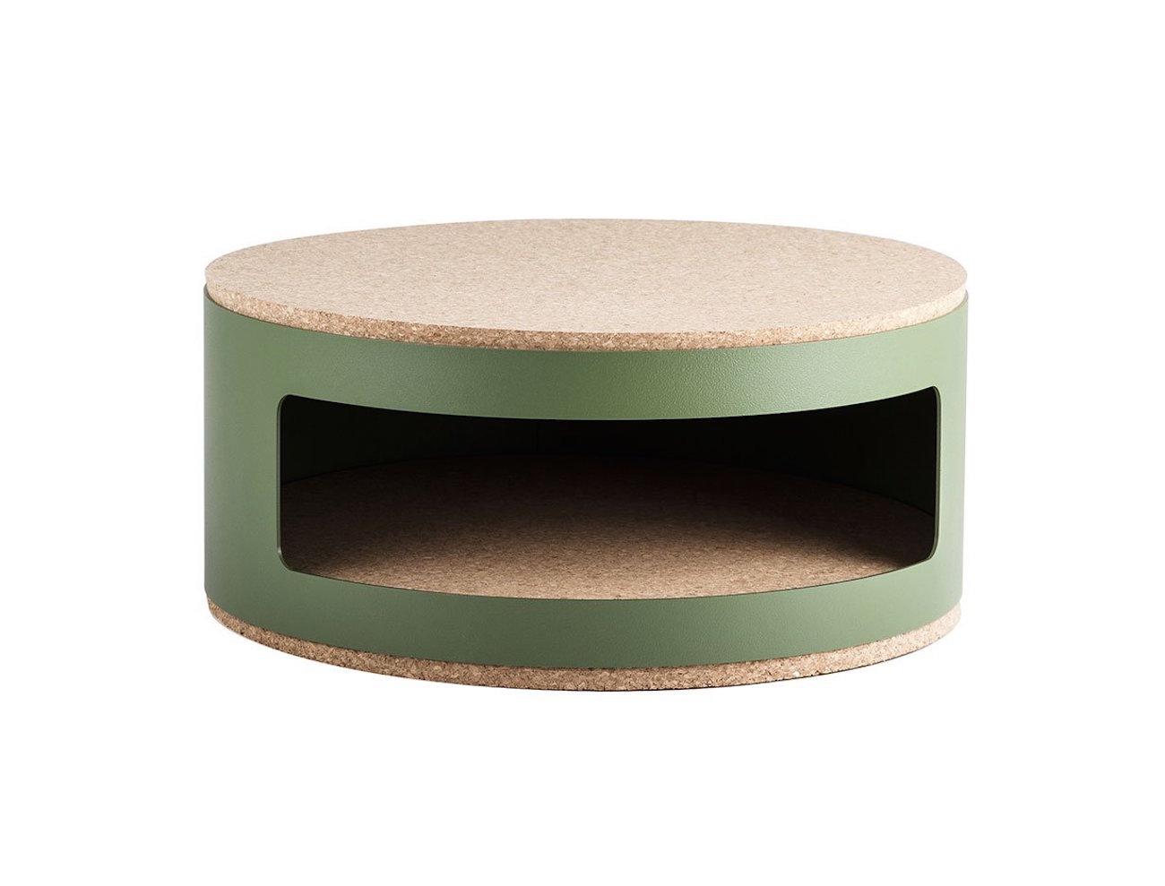 Kork Small Bedside Table