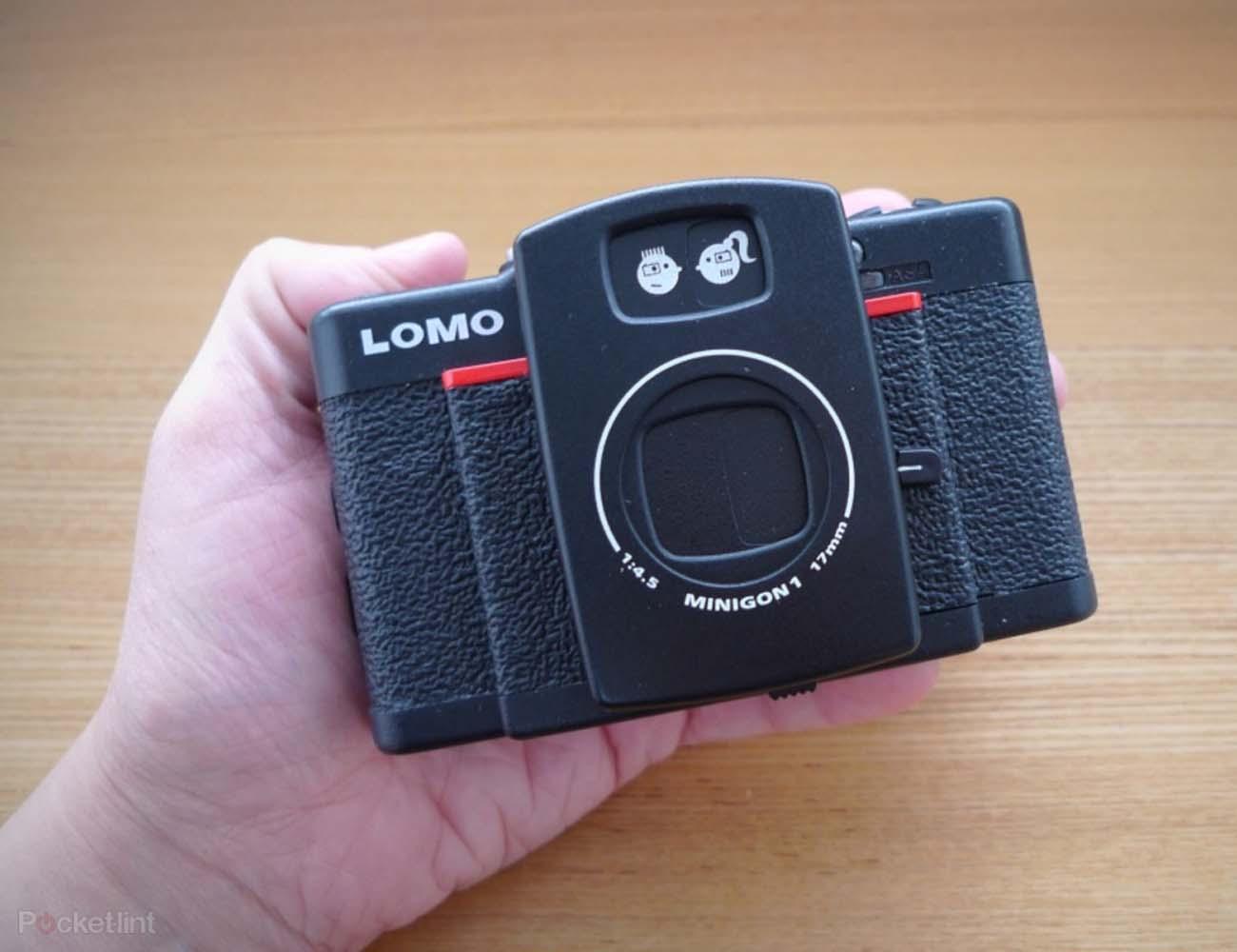 Lomo LC-Wide 35mm Camera