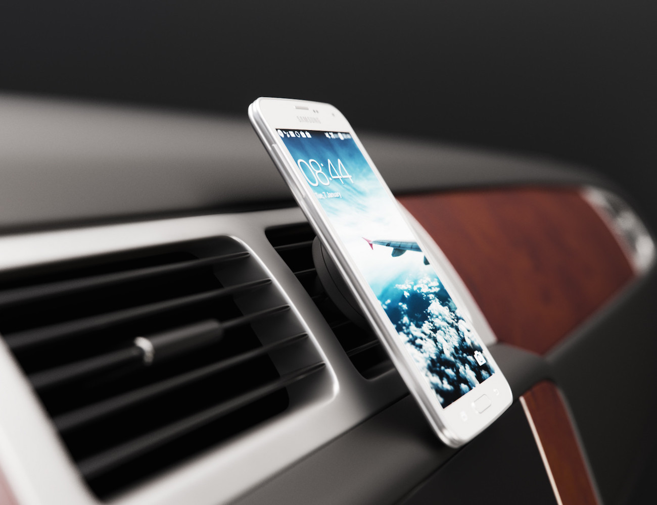 Magnetic+Air+Vent+Phone+Mount+%26amp%3B+Smartphone+Stand