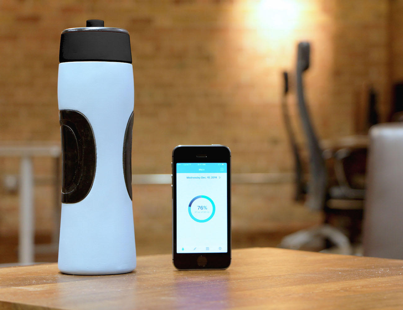 Meet ORKA – The Smart Water Bottle