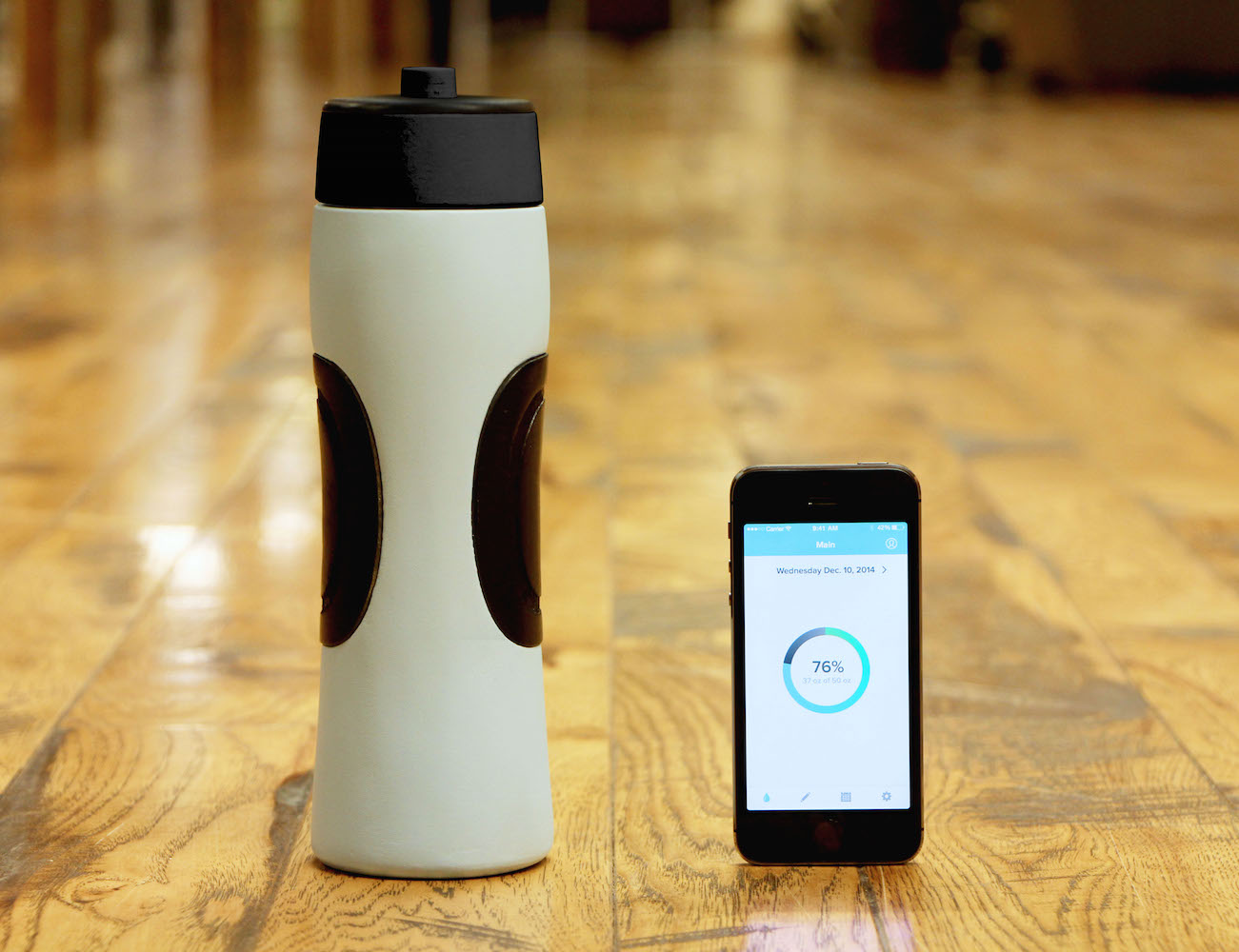 Meet ORKA – The Smart Water Bottle
