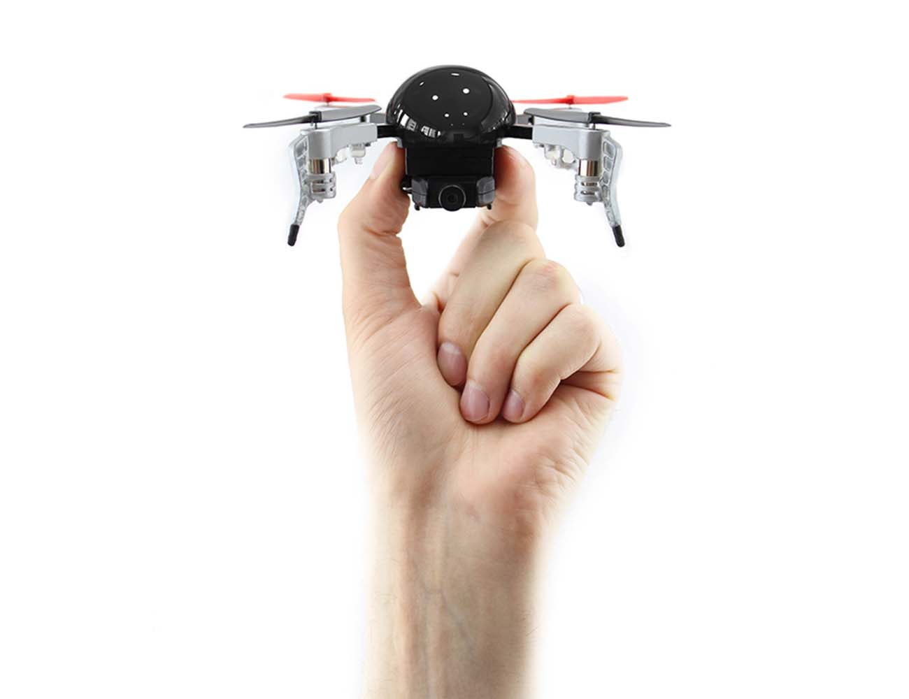 Micro Drone 3.0 – Flight in the Palm of Your Hand