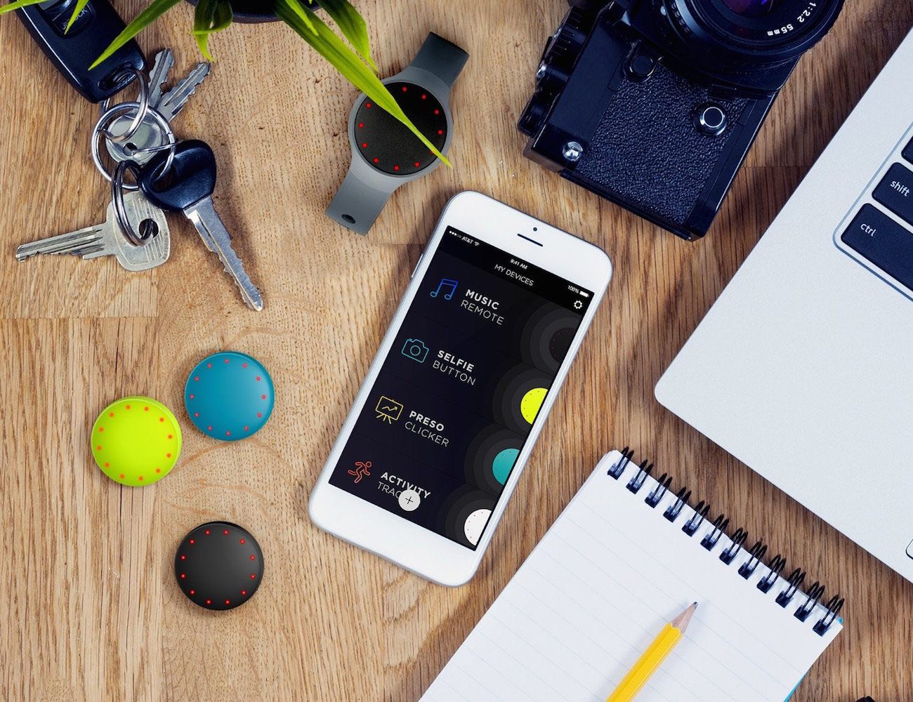 Misfit Flash Link – Activity Tracker with Smart Button