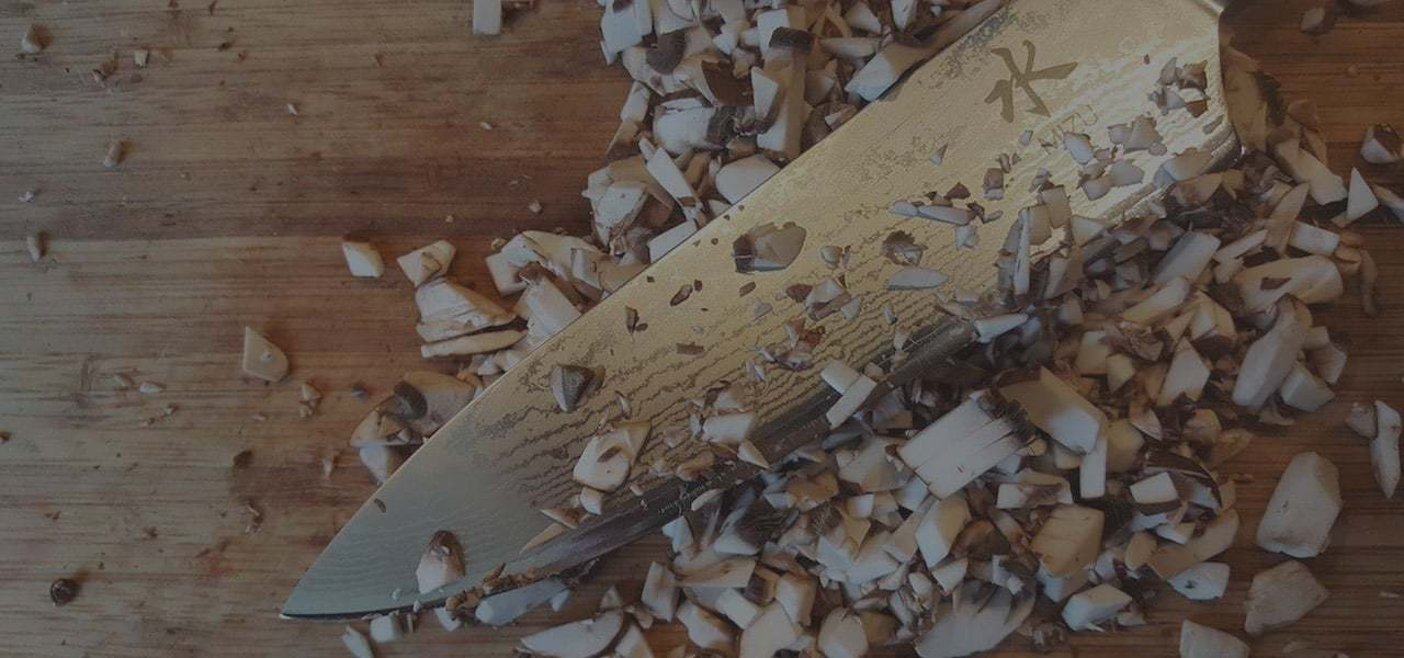Mizu Premium Chefs Knife Slider