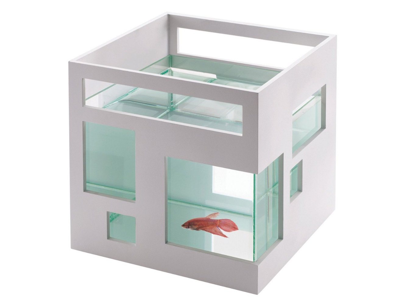 Modular Fish Hotel – Great Looking Fish Condominium