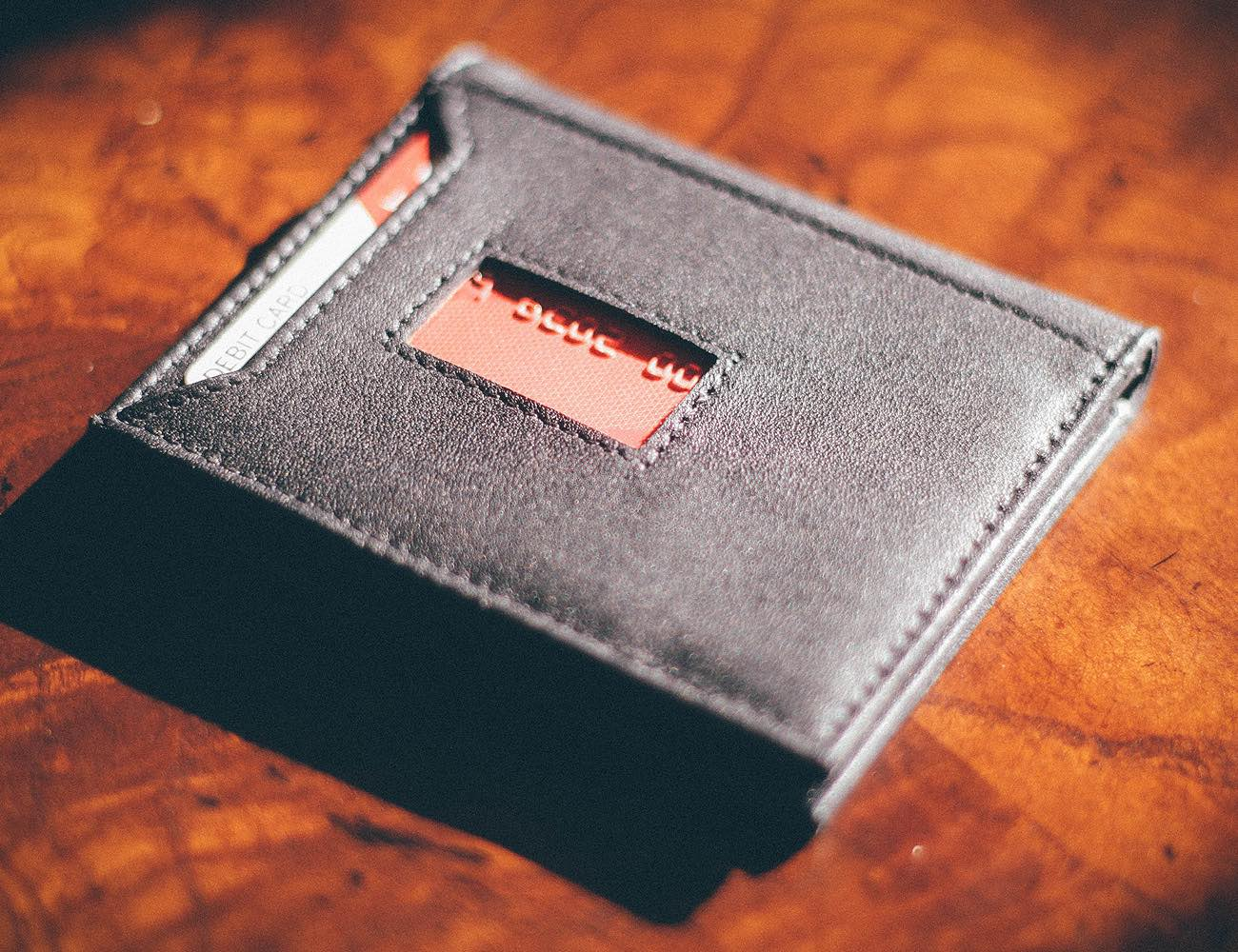 MostRad Minimalist Wallet (RFID Protection)