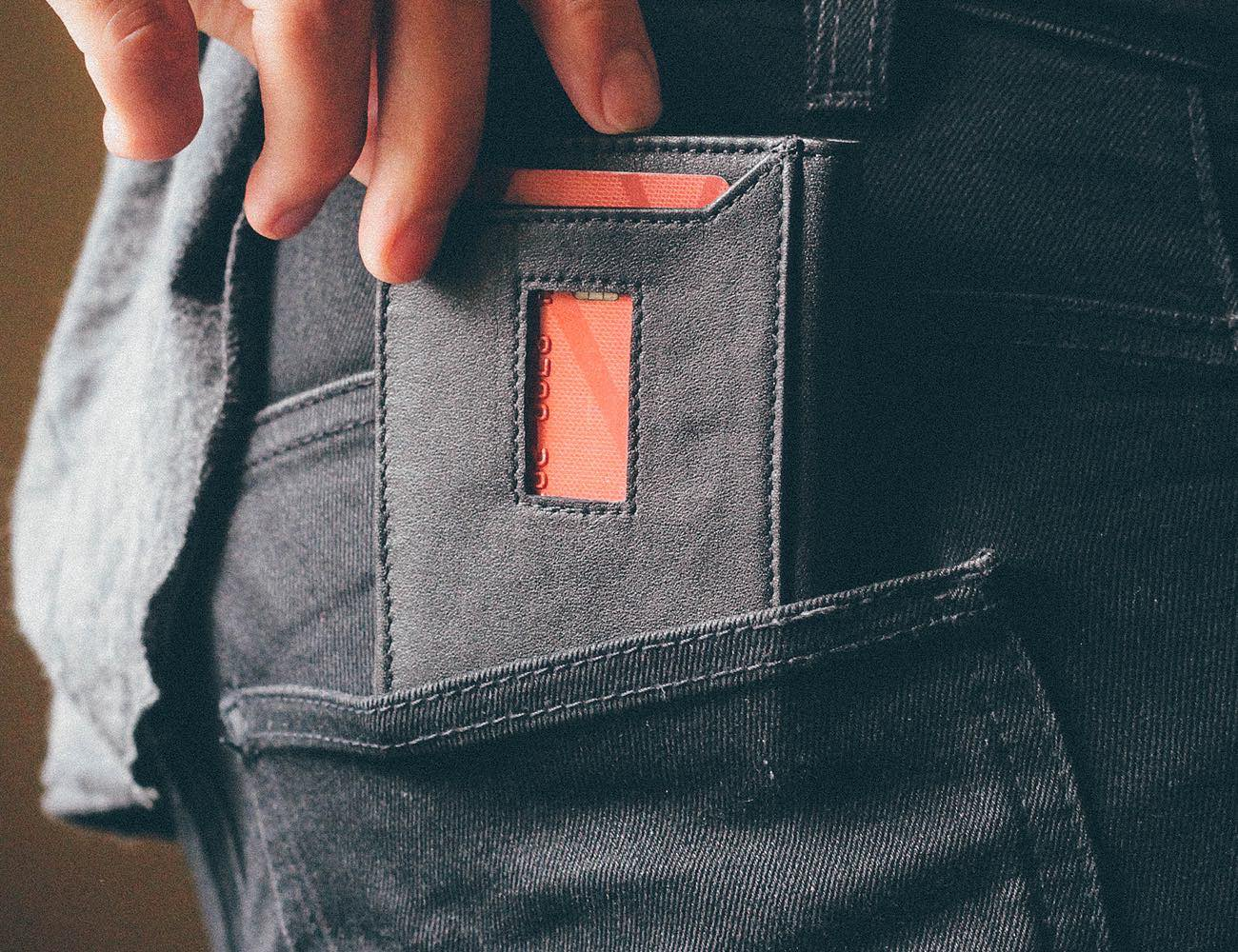 MostRad Minimalist Wallet (RFID Protection)