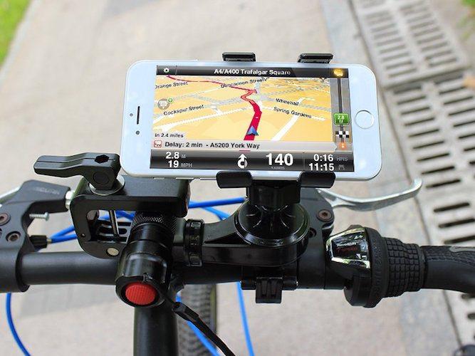 Multifunctional Bicycle Holder