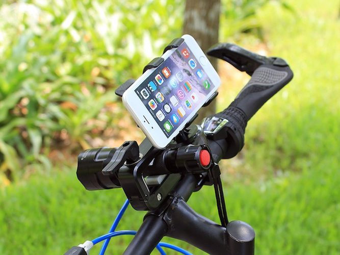 Multifunctional Bicycle Holder