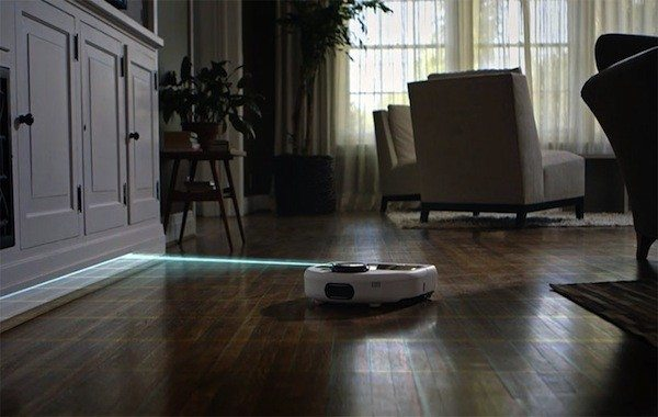 The Neato Botvac D85 Cleans Your House Using A Laser-Guided System