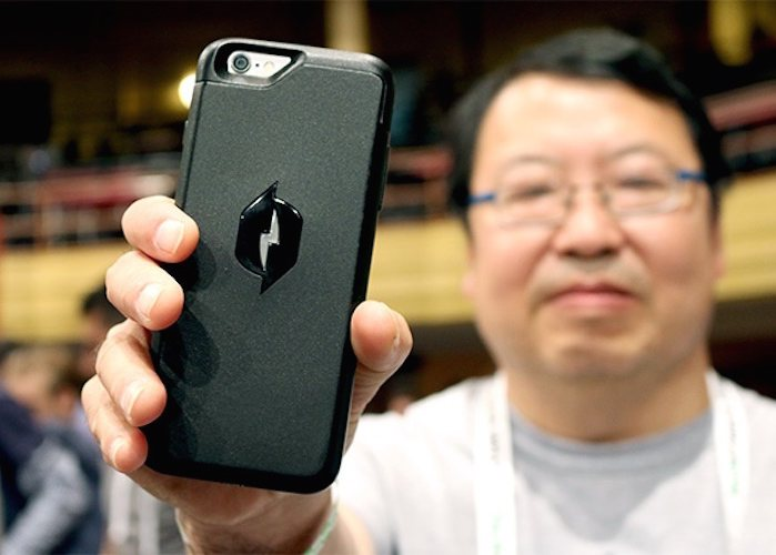 Nikola Labs Phone Case – With Eco-friendly Wireless Power Technology