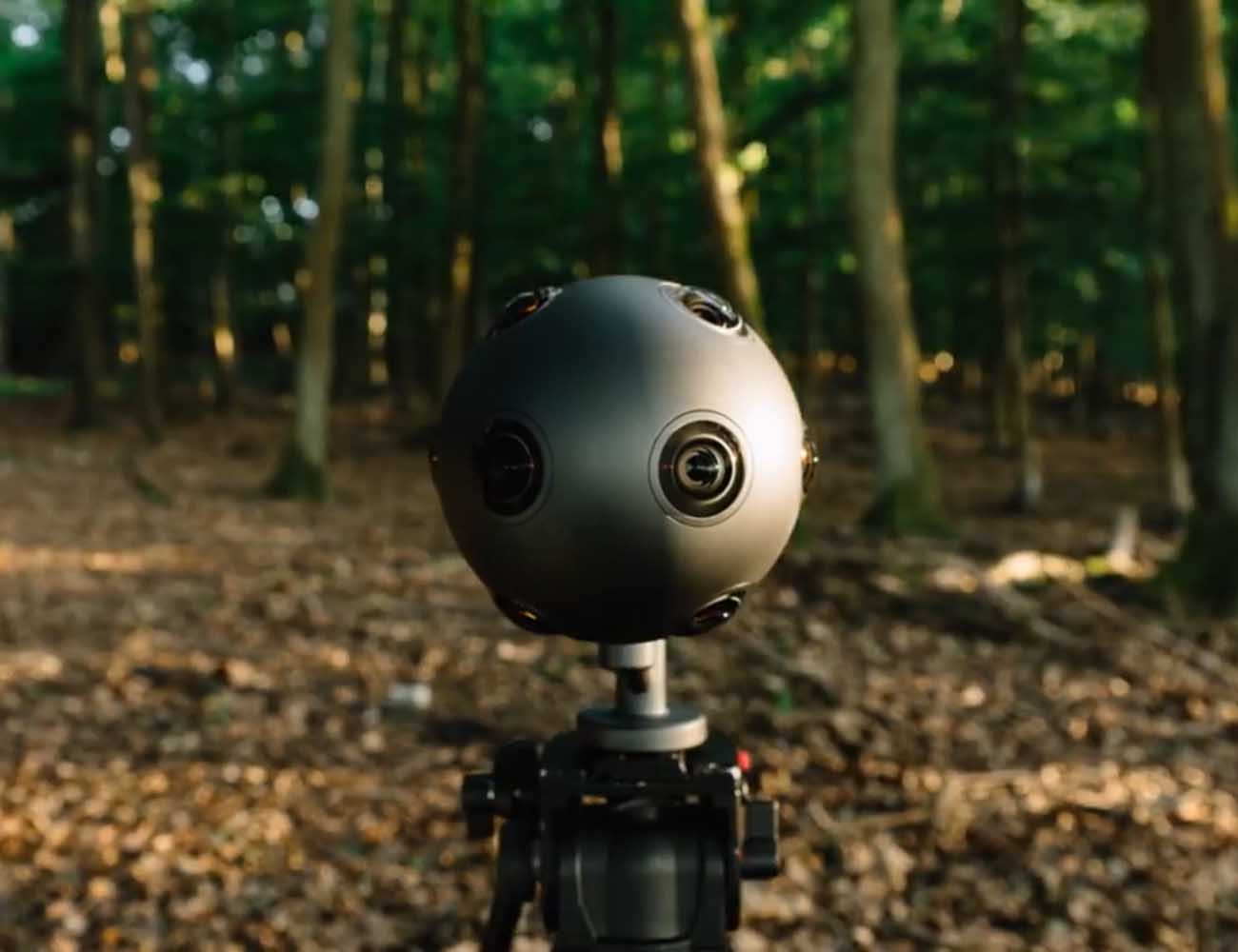 Nokia Ozo – Virtual Reality Camera