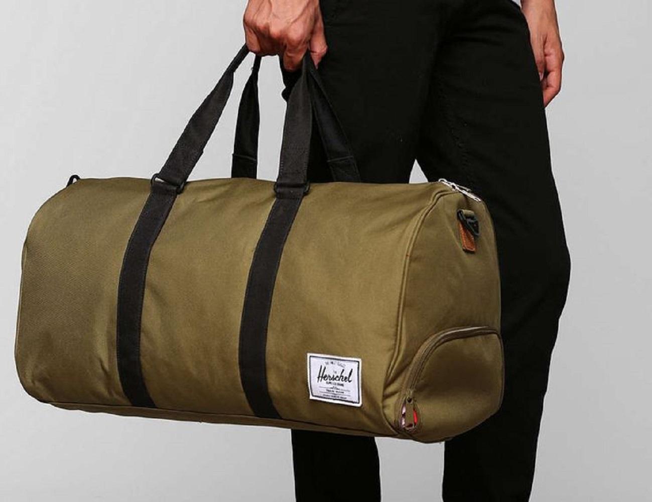 Novel+Duffle+Bag+By+Herschel+Supply+Co.