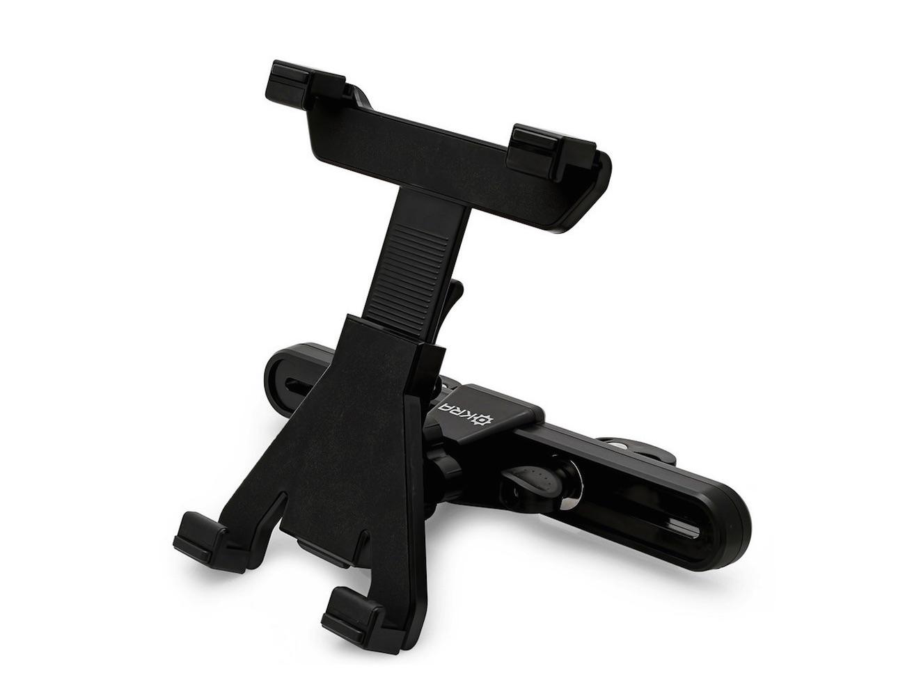 Okra® 360° Degree Adjustable Rotating Headrest Car Seat Mount Holder