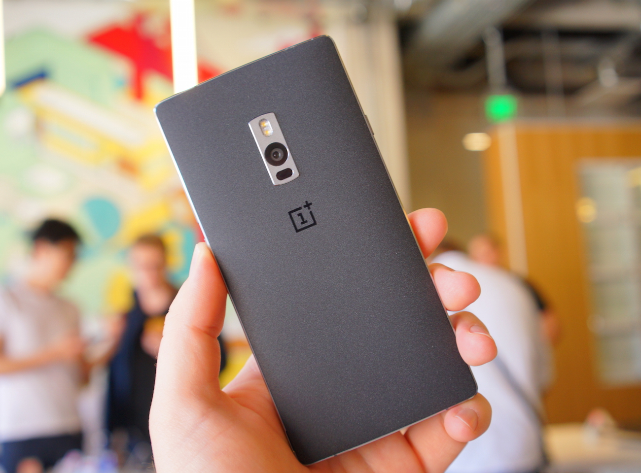 OnePlus 2 – With 5.5″ Full HD Display and 13MP Camera