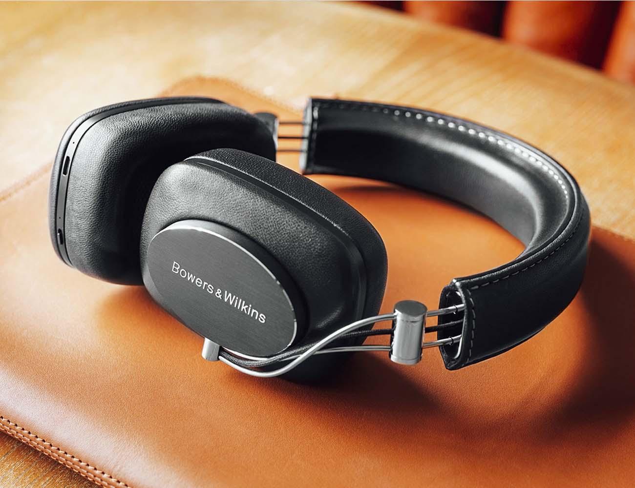 P5 Wireless Headphones by Bowers & Wilkins