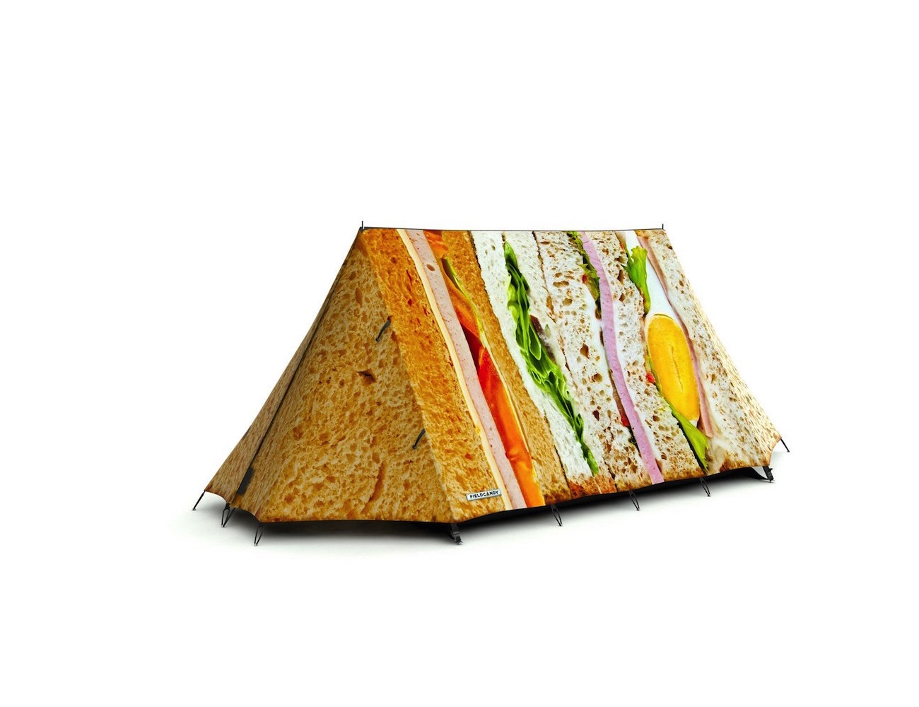 Perfect Picnic Tent by Fieldcandy