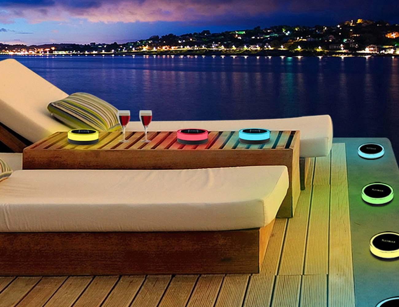 Playbulb – Garden Bluetooth Solar Light