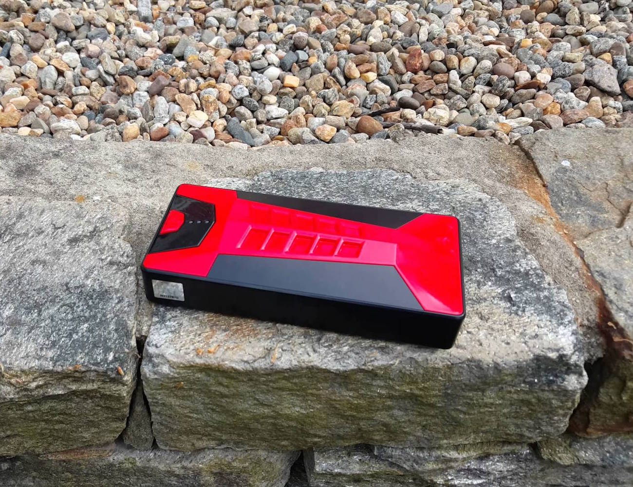 Portable Car Jump Starter and External Battery Charger