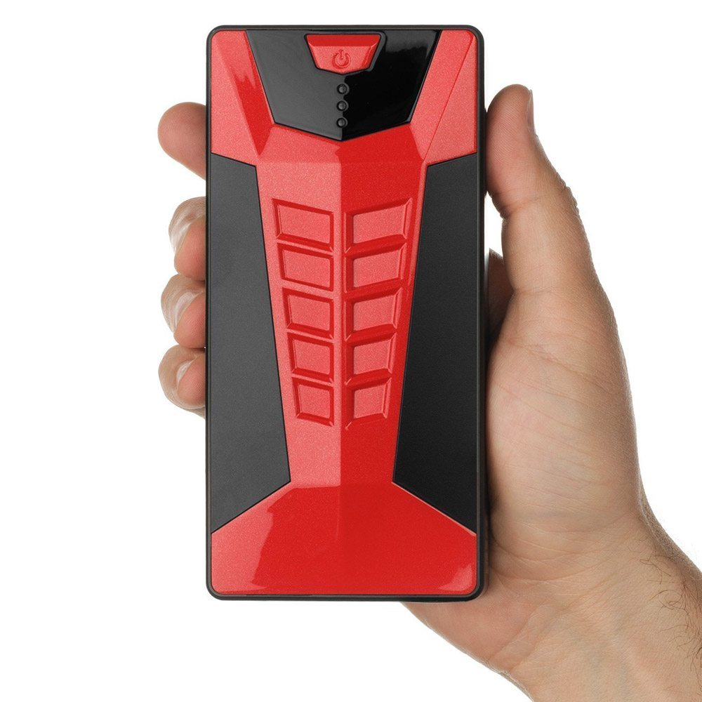 Portable Car Jump Starter and External Battery Charger