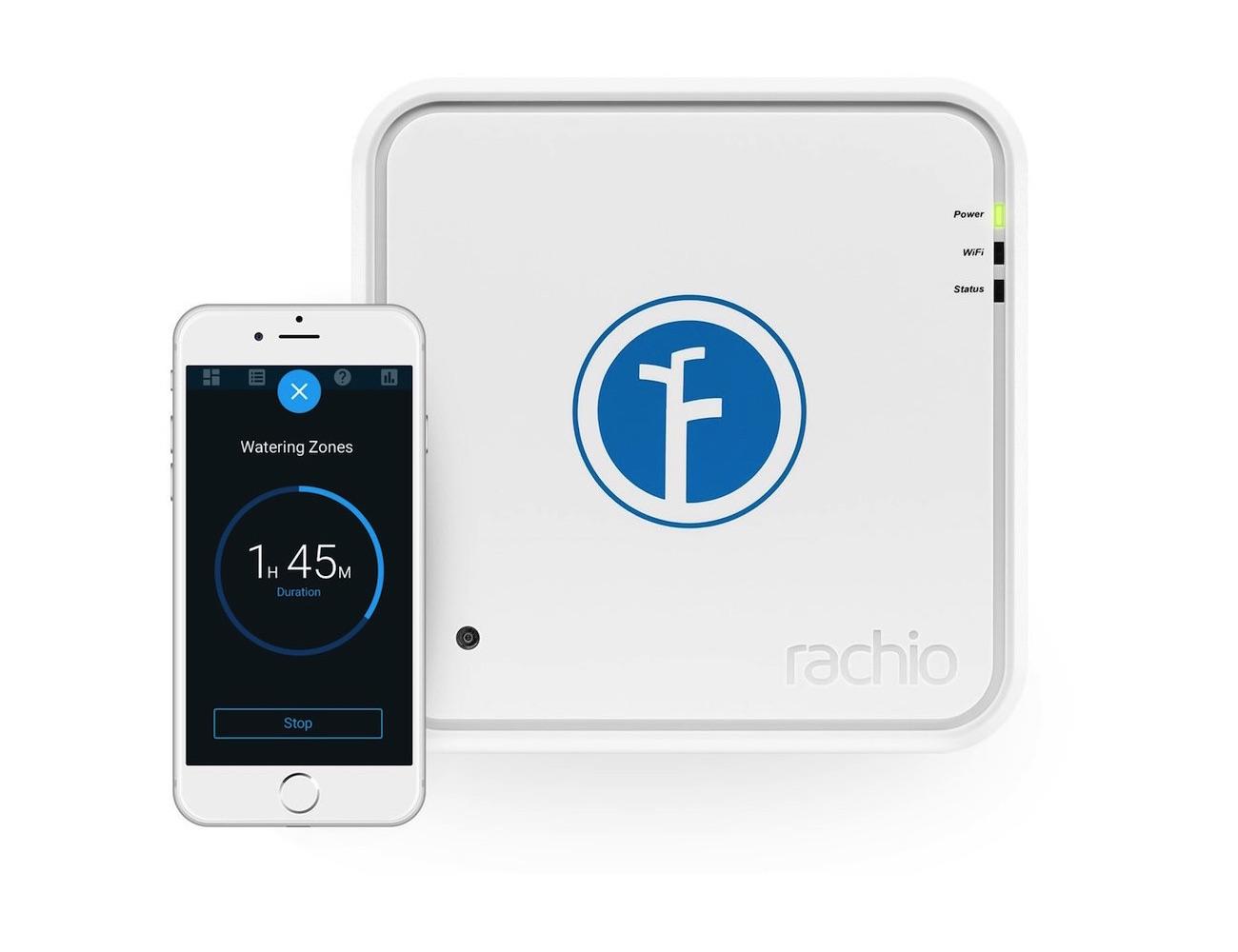 Rachio IRO – Smart Wifi Enabled Irrigation Controller