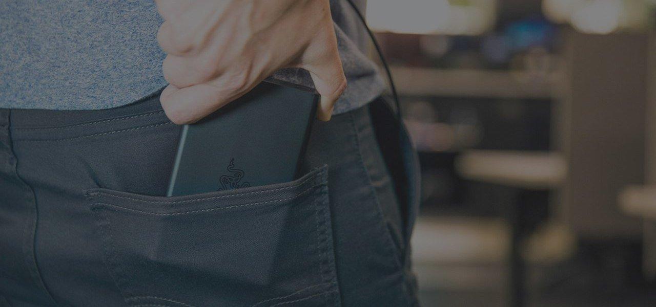 Razer Portable Power Bank New