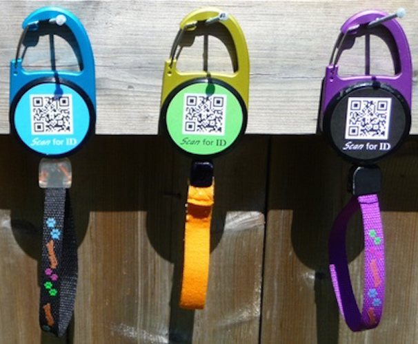Reelleash – Innovative Dog Leash With Unique QR Code