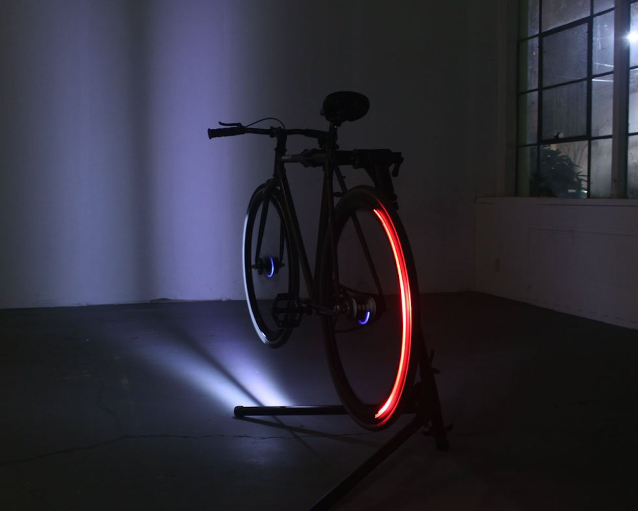 Revolights Skyline – LED Bike Wheel Lights